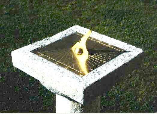 Sonnenuhren Ihre Eigene Sonnenuhr Für Haus Und Garten